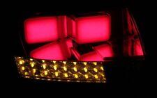 KLARGLAS LED BAR RÜCKLEUCHTEN ROT AUDI TT 8N 98-06 CABRIO ROADSTER LED BLINKER