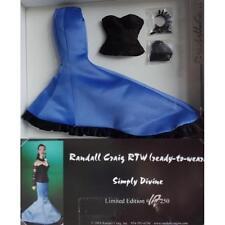 """16"""" Randall Craig Simply Divine Fashion~LE 250~Fit Fashion Royalty~New"""