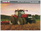 Case IH MX Magnum tractor original sales brochure #CIH3280517