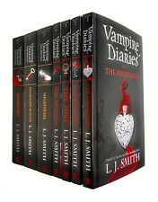 Vampire Diaries the Awakening and the Return 7 Books Set Collection L. J. Smith