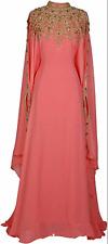 Dubái Marroquí Caftanes Abaya Vestido Muy Elegante Vestido Largo Ms 1041741