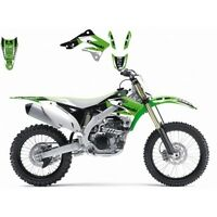 Kawasaki KX450F 2012 2013 2014 2015 Sticker Kit Graphics 2420E