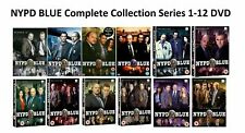 NYPD BLUE UK Region 2 DVD PAL COMPLETE COLLECTION SERIES 1-12 ALL SEASONS