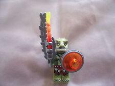 LEGO 70231 CROCODILE WARRIOR MINIFIG FREE UK P&P
