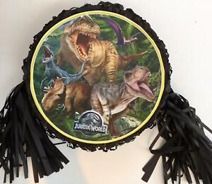 Jurassic World  Pinata~ Birthday Party  Game ..FREE SHIPPING