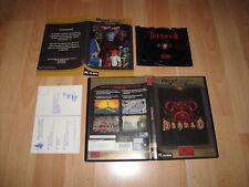 DIABLO 1 JUEGO DE ROL RPG DE BLIZZARD PARA PC VERSION ORIGINAL USADO COMPLETO