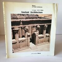 Seton Lloyd Hans Wolfgang Müller ANCIENT ARCHITECTURE Faber and Electra 1980