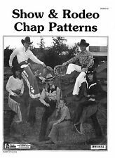 Show And Rodeo Chap Patterns 62665-00 by Tandy Leather