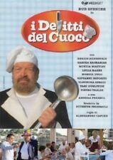 I DELITTI DEL CUOCO A.Capone - Bud Spencer, Enrico Silvestrin 2010 (3 Dvd)
