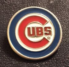 Chicago Cubs Collector Pin~Fine Peuter~Made in USA~1992