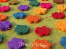 Feutre Fleur 3 Tailles Make 6 vison et Crème Appliqué Fabrication Carte Die Cut COUTURE