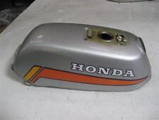 1. HONDA CB 125 T Depósito Gasolina depósito de combustible Combustible