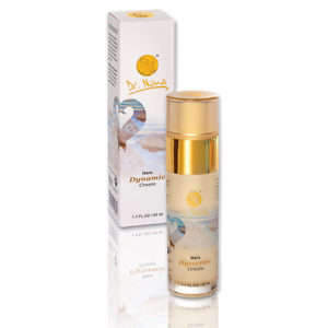 DR. NONA Dynamic cream - makes skin smooth, moisturized and healthy