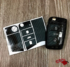 Brillo de Carbono Negra Decal Sticker VW Volkswagen Golf 7 MK7 GTI SEAT SKODA SUPERB