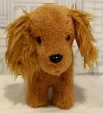 American Girl Puppy Fancy Cocker Spaniel Pet Plush Dog Toy Posable Truly Me Pet
