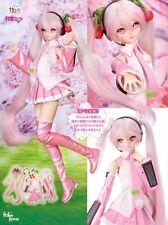 Sakura Miku DD Dollfie Dream doll figure 545mm Hatsune VOLKS 2019 from JAPAN NEW