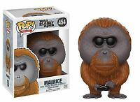 """WAR FOR THE PLANET OF THE APES - MAURICE 3.75"""" POP VINYL FIGURE TV FUNKO 454"""