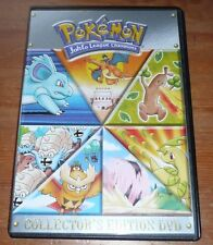 Pokemon - Journey To The Johto League Champions (DVD,  Collector's Edition)