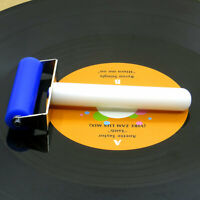 1 Pcs Reusable Anti-Static Record Cleaner Roller for LP Vinyl Records