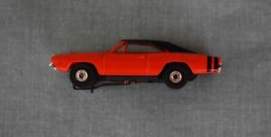 Aurora Model Motoring #1407 Dodge Charger in Red