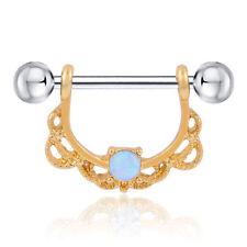 (86-4) 2 set Brustwarzenpiercing  Piercing Stecker Schmuck
