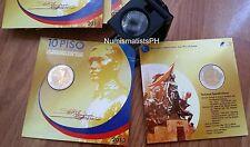 10 Piso Andres Bonifacio 150th Years Commemorative Peso Coin