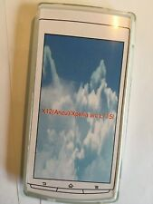 Sony Ericsson Xperia Arc X12 TPU Jelly Case JCSEARCBC-A in Clear. Brand New pack