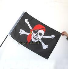 1Stk Piraten King Size Schädel Knochen Piratenflagge Hänger Jolly Roger