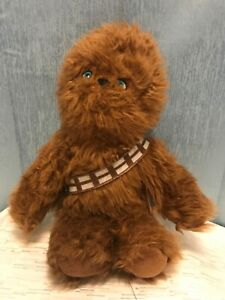 "CHEWBACCA Star Wars 13"" Plush Doll Northwest Chewie Heroics 2015 Stuffed Toy"