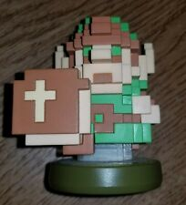 Amiibo 8-bit Link The Legend of Zelda Character Figure