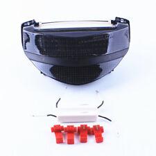 Fit Honda CBR929RR 2000-2001 LED Brake Stop Turn Signal Rear Tail Light Smoke