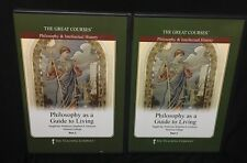 Philosophy as a Guide to Living (2006, CD) 12 CDs MINT!