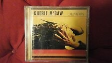 CHERIF M'BAW - DEMAIN. CD