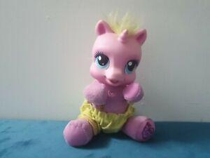 Hasbro rarity soft plush baby doll my little pony