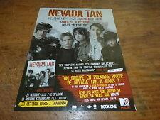 NEVADA TAN - Publicité de magazine / Advert NIEMAND HORT DICH  !!!!!