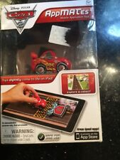 Disney Pixar CARS 2 AppMates ~ LIGHTNING McQUEEN ~ Single Pack for iPad