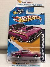'68 Hemi Barracuda #87 * Purple Kmart Only * 2012 Hot Wheels * NA11