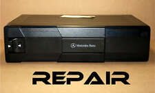 REPAIR SERVICE for MERCEDES BENZ ALPINE 6 DISC CD CHANGER PLAYER 1996 - 2003