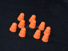 10X orange earbud ear buds for Beats tour ibeats sony in ear earphones size L
