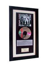BIG AUDIO DYNAMITE CLASSIC CD Album TOP QUALITY FRAMED+EXPRESS GLOBAL SHIP!!