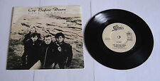 "Cry Before Dawn Gone Forever 7"" Single A2 B1 Pressing - EX"
