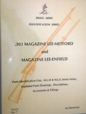 Collector Book;-303 Magazine Lee Metford & Magazine LEE ENFIELD.. New!!!