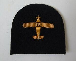 Royal Navy/Fleet Air Arm Engineering Mechanic No1 Uniform Trade Badge - New