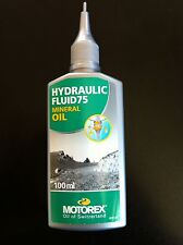 Motorex Hydraulic Fluid 75 Mineral Oil 100ml