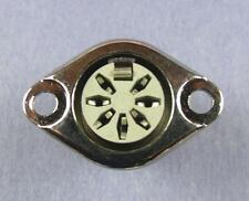 New listing Din Socket standard 7 pin Chassis mount: 3pcs per lot