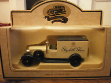Lledo 1933 Packard Promotional Town Van with Elizabeth Shaw decals