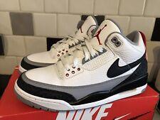 Nike Air Jordan III 3 NRG Tinker Hatfield UK 8 Retro Rare