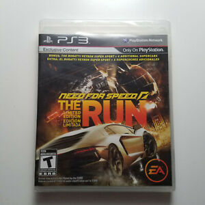 NEW - Need for Speed: The Run - PS3 - FAST SHIPPING