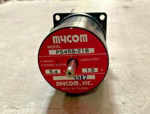 Mycom PS468-21B 5.4V 1.5A 1.8Deg/Step 4 Phase Stepping Motor - Stepper