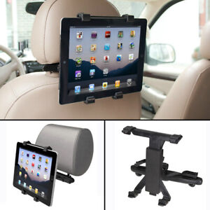 "Universal Headrest Seat Car Holder Mount for 7 -10"" inch screen iPad / Tablet"